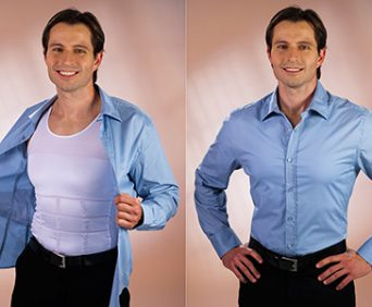 Ортопедическое белье activemax для мужчин не заметен под одеждой
