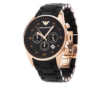 Комплект часы и клатч Emporio Armani - часы