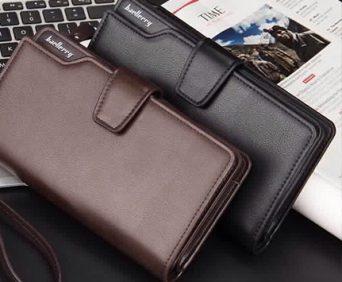 Комплект клатч + часы - портмоне 2 цвета