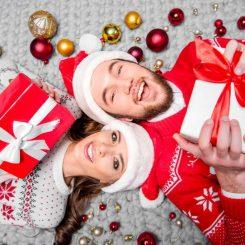 что подарить мужской половине на новый год - для него и для нее