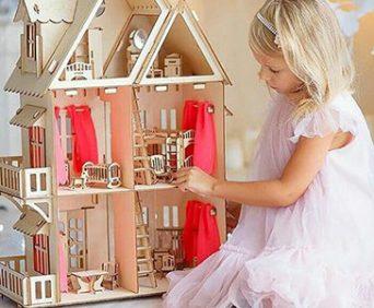 Кукольный эко-домик мечты