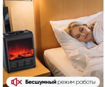 Электрокамин «Уютный дом» - комфортное использование