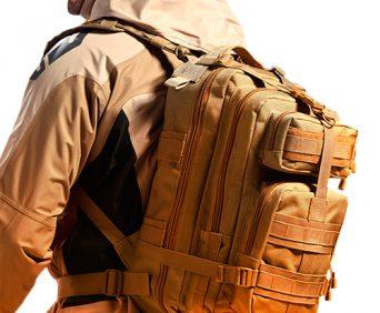 Универсальный и практичный рюкзак