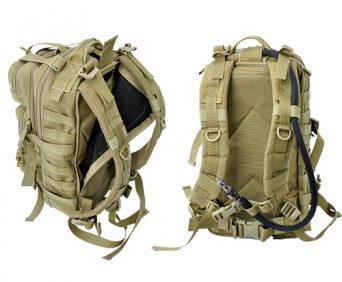 Универсальный и практичный рюкзак на широких лямках