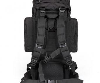 Универсальный и практичный рюкзак - черный