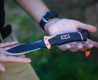 Gerber BG Ultimate – нож, который спасает жизни