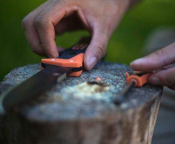Gerber BG Ultimate – нож, который спасает жизни способен воззжечь огонь
