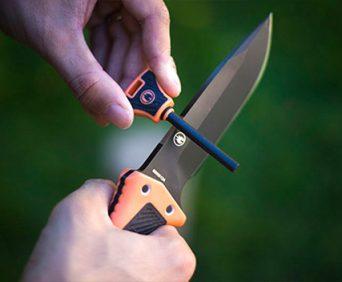 Gerber BG Ultimate – нож, который спасает жизни имеет даже свисток, когда сил не осталось