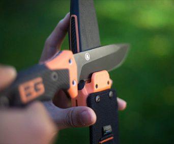 Gerber BG Ultimate – нож, который спасает жизни, варианты применения