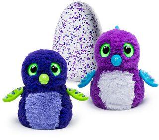 Hatchimals - интерактивная игрушка