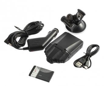 Видеорегистратор HD Smart 3 в 1 - что входит в комплект