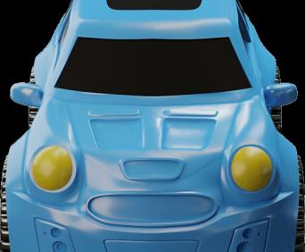 Inductive car - инновационная игрушка - видео