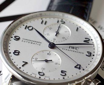 Благородный способ измерения времени - циферблат с арабскими цифрами