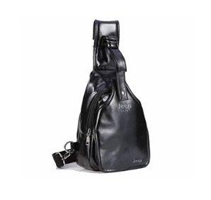 Рюкзак Jeep и портмоне Baellerry - черный рюкзак