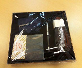 Мужской набор в подарочной упаковке