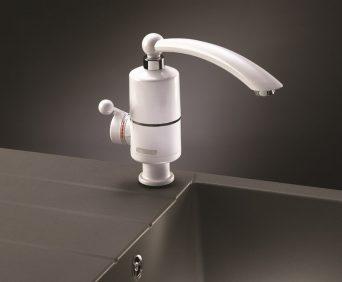 Кран водонагреватель легко установить