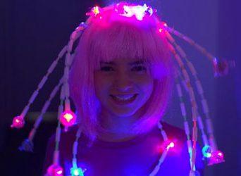 Светящийся конструктор Light Up Links -видео