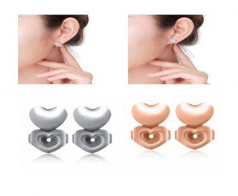 Зажим-корректор для ушей на золотые и серебрянные серьги