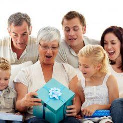 подарки маме на Новый год