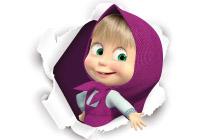 Интерактивная кукла Маша - видео