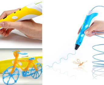 Myriwell Stereo 3D-ручка - возможности использования