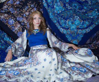 Павлопасадские платки