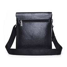 Сумка-планшет на ремне и mp3 плеер в подарок - черная