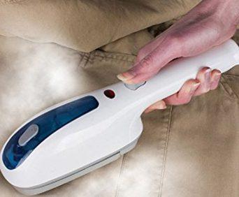 Отпариватель для одежды Steam Brush - очищает и дезинфицирует вещи