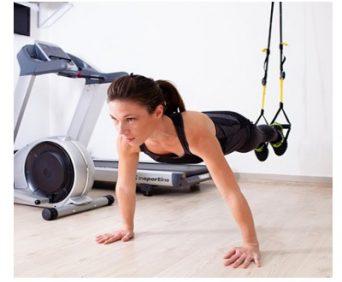 Тренировочные петли TRX для разнообразия тренировочного процесса в зале