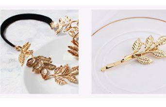 Коллекция украшений Tiffany & Co - украшение для головы и заколка для волос