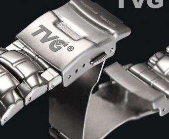 Армейские часы tvg с удобной застежкой