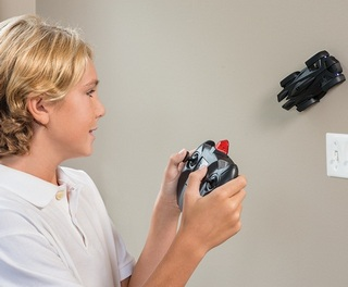 Wall Racer - антигравитационная машинка умеет ездить по стенам