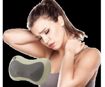 Подушка массажная снимает усталость с мышц